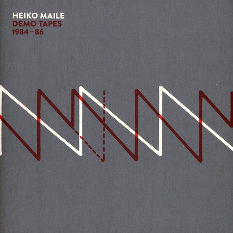 Heiko Maile - Demo Tapes 1984-86 HHV Exclusive Red Vinyl Edition