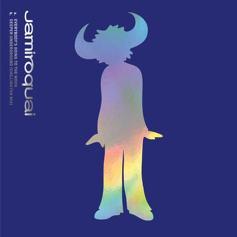 Jamiroquai - Everybody's Going To The Moon Record Store Day 2021 Edition
