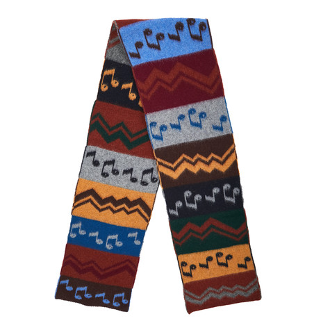 Howlin - Music is the Future Scarf