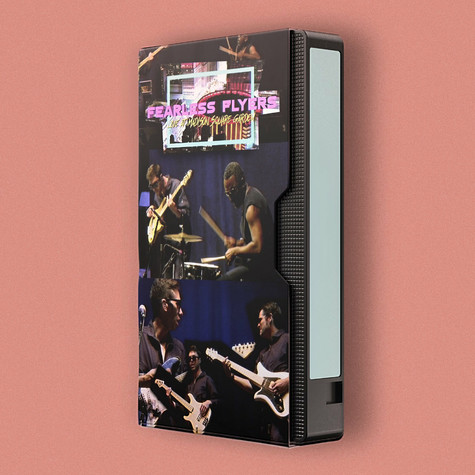 Fearless Flyers, The - Live At Madison Square Garden Clear Vinyl Edition