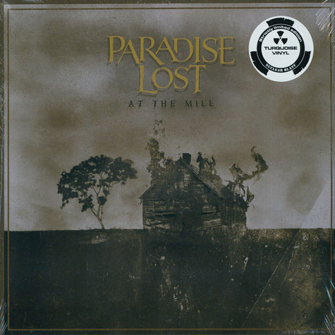 Paradise Lost - At The Mill Turquoise Vinyl Edition