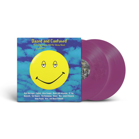 V.A. - OST Dazed And Confused Purple Translucend Vinyl Edition