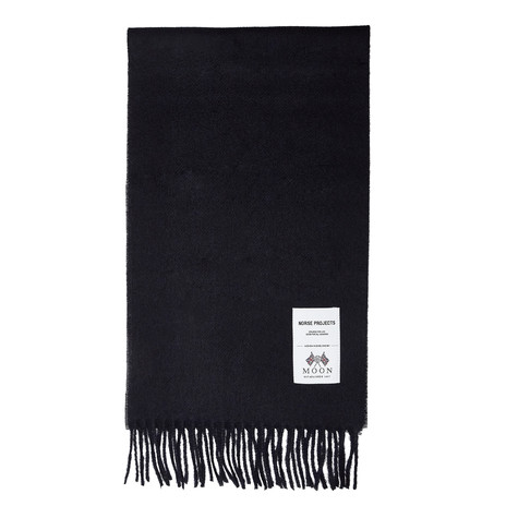 Norse Projects x Moon - Moon Lambswool Scarf