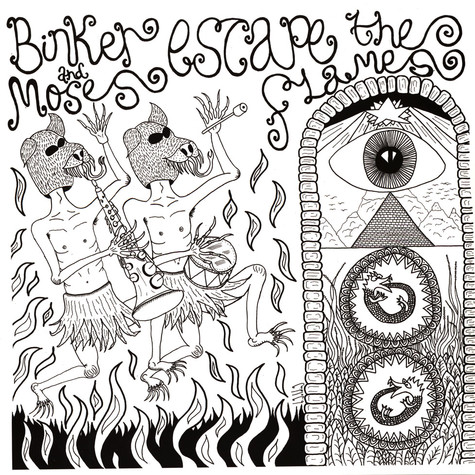 Binker And Moses - Escape The Flames