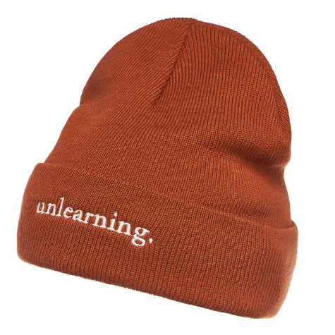 Evidence - Unlearning Knit Beanie