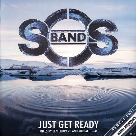 Sos Band, The - Just Get Ready (Remixes)