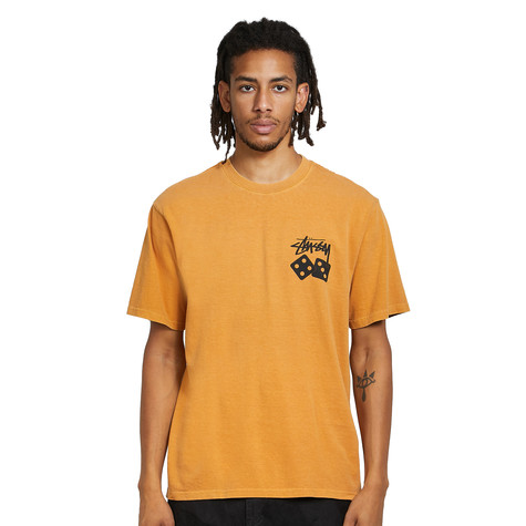 Stüssy - Dice Pigment Dyed Tee