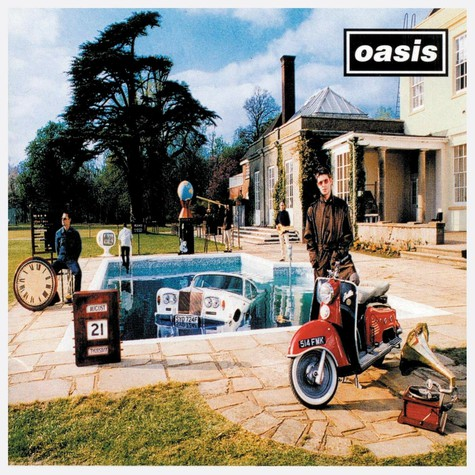 Oasis - Be Here Now Remastered Edition
