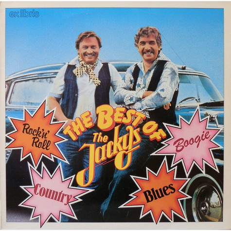 The Jackys - The Best Of The Jackys