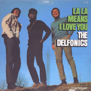 Delfonics - La la means i love you