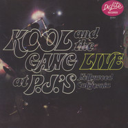 Kool & The Gang - Live at p.j.s