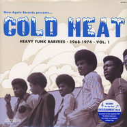 Now Again Records presents - Cold Heat: Heavy Funk Rarities 1968-1974 Volume 1