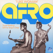 Segun Okeji - Afro Super Feelings - I Like Woman