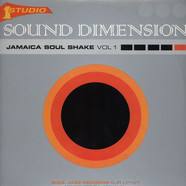 Sound Dimension - Jamaica Soul Shake Volume 1