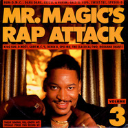 V.A. - Mr. Magic's Rap Attack Volume 3