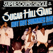 Sugarhill Gang - Hot Hot Summer Day (Long Version)