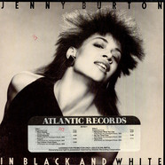 Jenny Burton - In Black And White