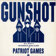Gunshot - Patriot Games (Instrumental Mixes)