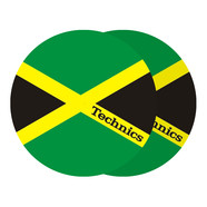 Technics - Jamaica Slipmat