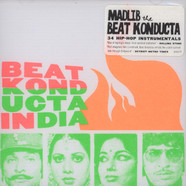 Madlib - Beat Konducta Volume 3 & 4 -  Beat Konducta In India