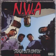 NWA - Straight outta compton 20Th Anniversary