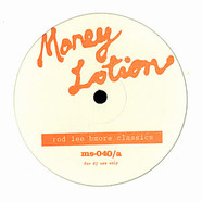 DJ Rod Lee - Money lotion volume 6 - Bmore classics