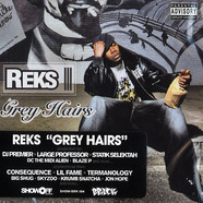 Reks - Grey hairs
