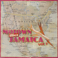 V.A. - Motown flies Jamaica volume 2