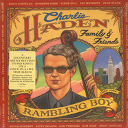 Charlie Haden - Family & friends - rambling boy