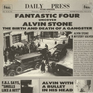 Fantastic Four - Alvin Stone -birth & death of a gangster
