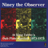 Niney The Observer - At King Tubby s dub plate specials