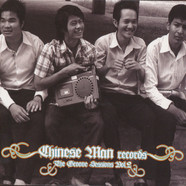 Chinese Man - The Groove Sessions Volume 2