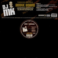 V.A. - DJ MK - Above Board - Limited Edition Album Sampler