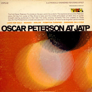 Oscar Peterson - Oscar Peterson At JATP