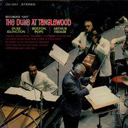 Duke Ellington / Boston Pops / Arthur Fiedler - The Duke At Tanglewood