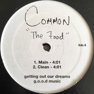 Common - The Food