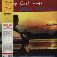 Johnny Cash - Sings Hank Williams And Other Favorite Tunes