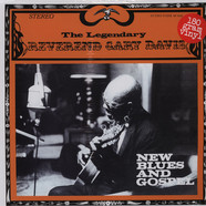 Reverend Gary Davis - New Blues & Gospel