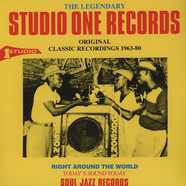 V.A. - The Legendary Studio One Records - Original Classic Recordings 1963-80