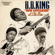 B.B. King - B.B. King Now Appearing At Ole Miss