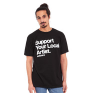 Acrylick - Support Locals T-Shirt