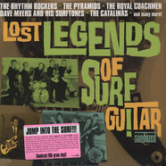 V.A. - Lost Legends Of Surf Guitar