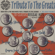 Rude Rich & The High Notes - Tribute To The Greats