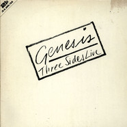 Genesis - Three Sides Live