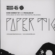 Paper Tiger - Come Correct feat. Foreign Beggars