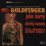 John Barry - OST James Bond: Goldfinger