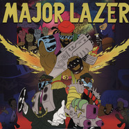 Major Lazer - Free The Universe Limited Edition
