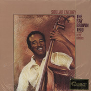 Ray Brown Trio, The - Soular Energy