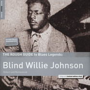 Blind Willie Johnson - Reborn & Remastered