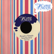 Peoples Temple - Brand New Thing / Twice Burned